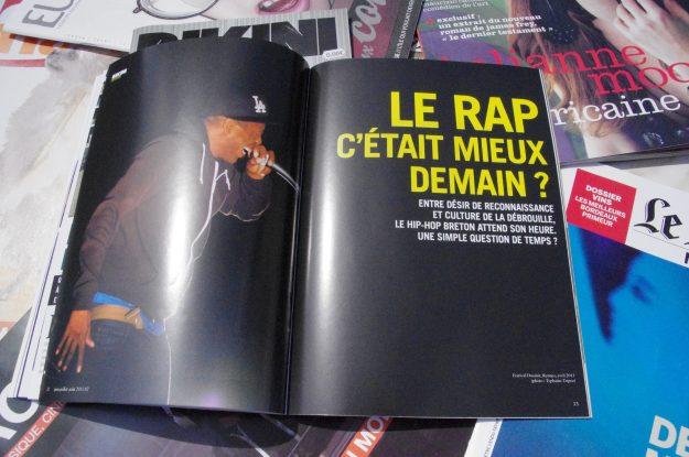 Parce que Manau comme représentant du rap breton, ça suffit maintenant.