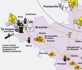 Le nucléaire en Bretagne - Sortir du Nucléaire