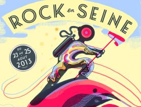 Programmation de Rock en Seine 2013 - La Déviation
