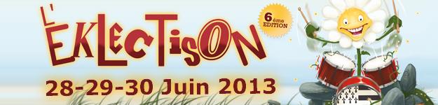 Festival Eklectison 2013 - La Déviation