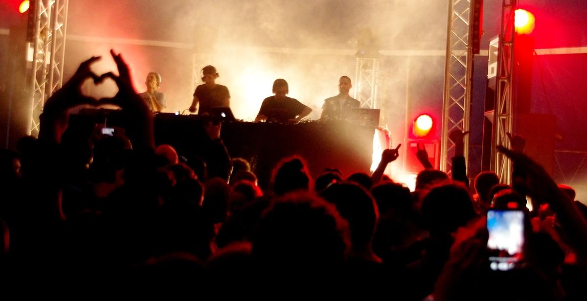 Astropolis 2013 - Report Live - La Déviation