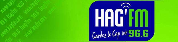 Hag' FM - Gardez le cap sur 96.6