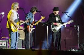 Neil Young & Crazy Horse aux Vieilles Charrues 2013 - Crédits Sylvain Ernault