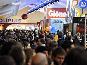 Festival international de la BD - 30 janvier 2010 - Crédits Angoulême Tourisme - La Déviation