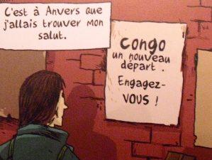 Les Jardins du Congo - Nicolas Pitz - La Déviation