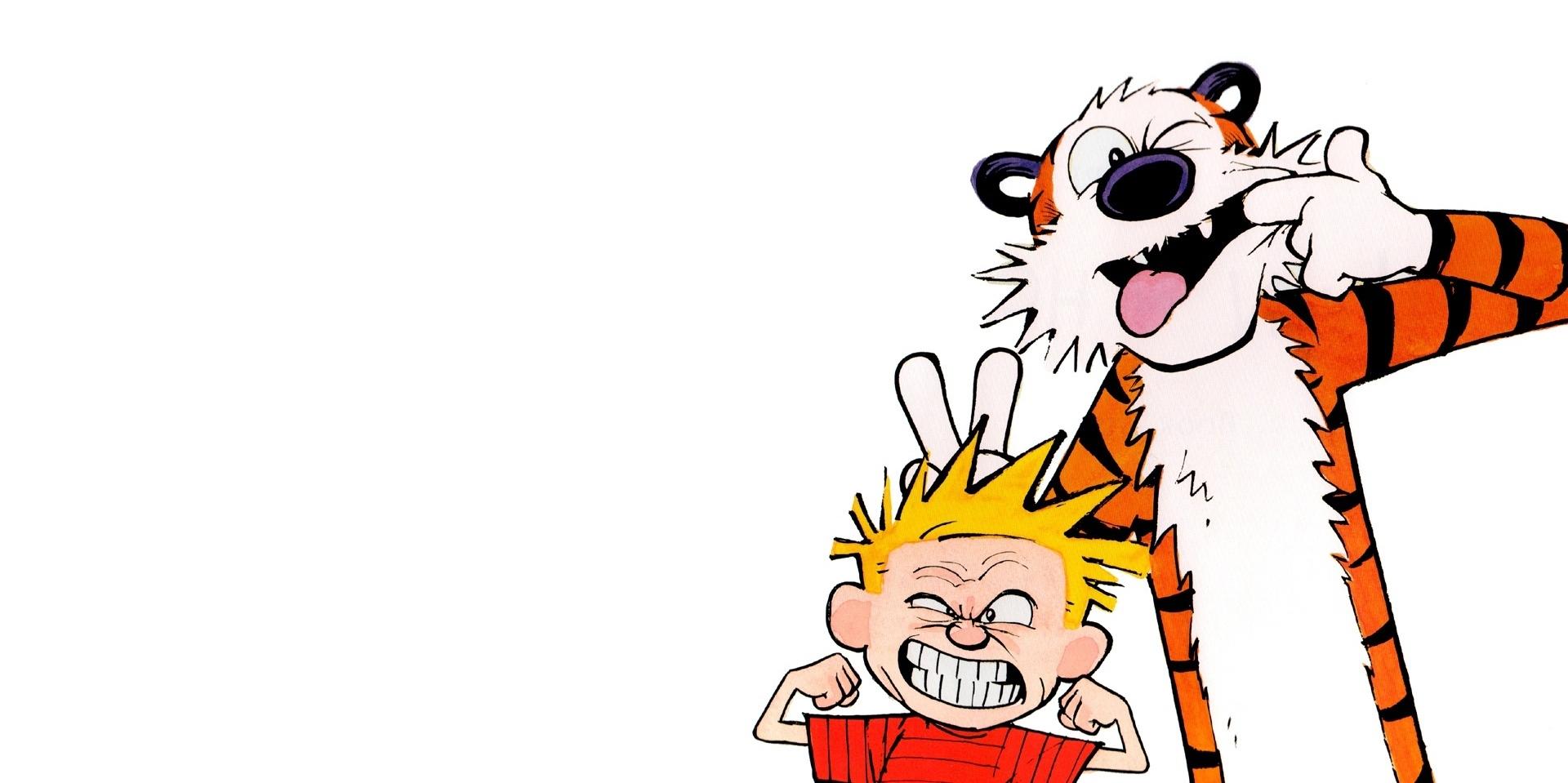 Calvin et Hobbes de Bill Watterson - La Déviation