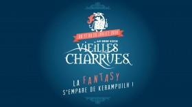 Logo Vieilles Charrues 2014 - La Déviation