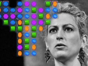 Jane McGonigal vs Candy crush saga