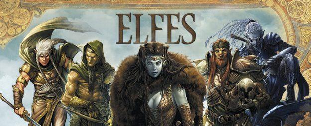 """""""Elfes"""", éditions Soleil Nicolas Jarry, Gianluca Maconi - La Déviation"""