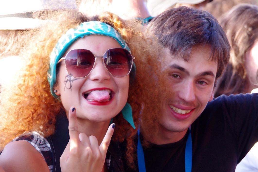 Vieilles Charrues 2014 - dimanche 20 juillet - La Déviation
