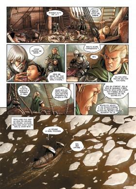Elfes Tome 7 - éditions Soleil - planche 5 - La Déviation