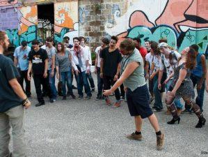 Zombies Bordeaux Répétition - Romain Peyrard - La Déviation