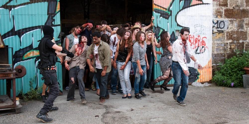 U Mad Bro TV - Attaque de zombies - La Déviation
