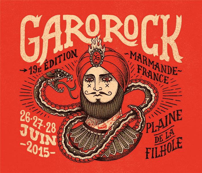 Garorock 2015 : On y est !