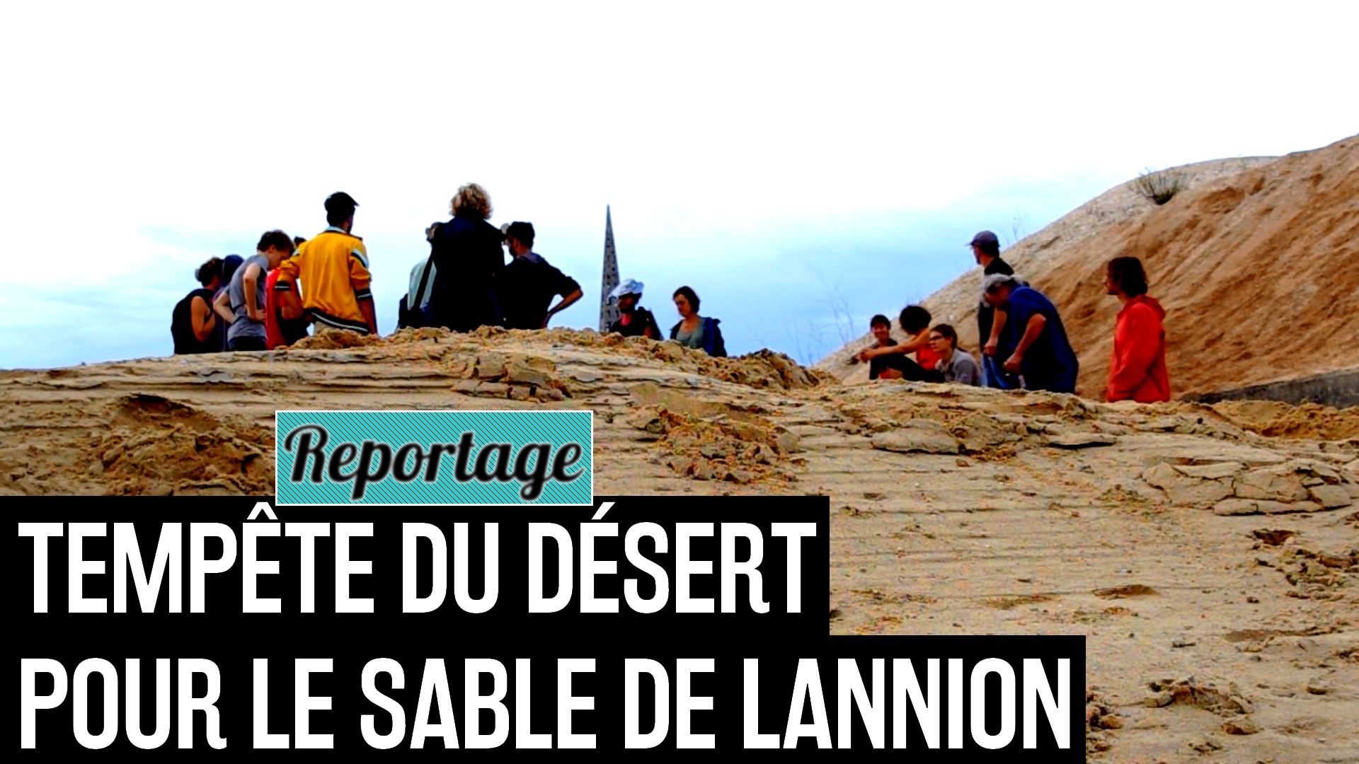 160527 - Nuit Debout Lannion reçoit le Peuple des dunes Rakesly