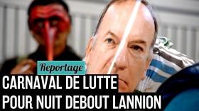 160713 - Carnaval révolutionnaire Nuit Debout Lannion Rakesly