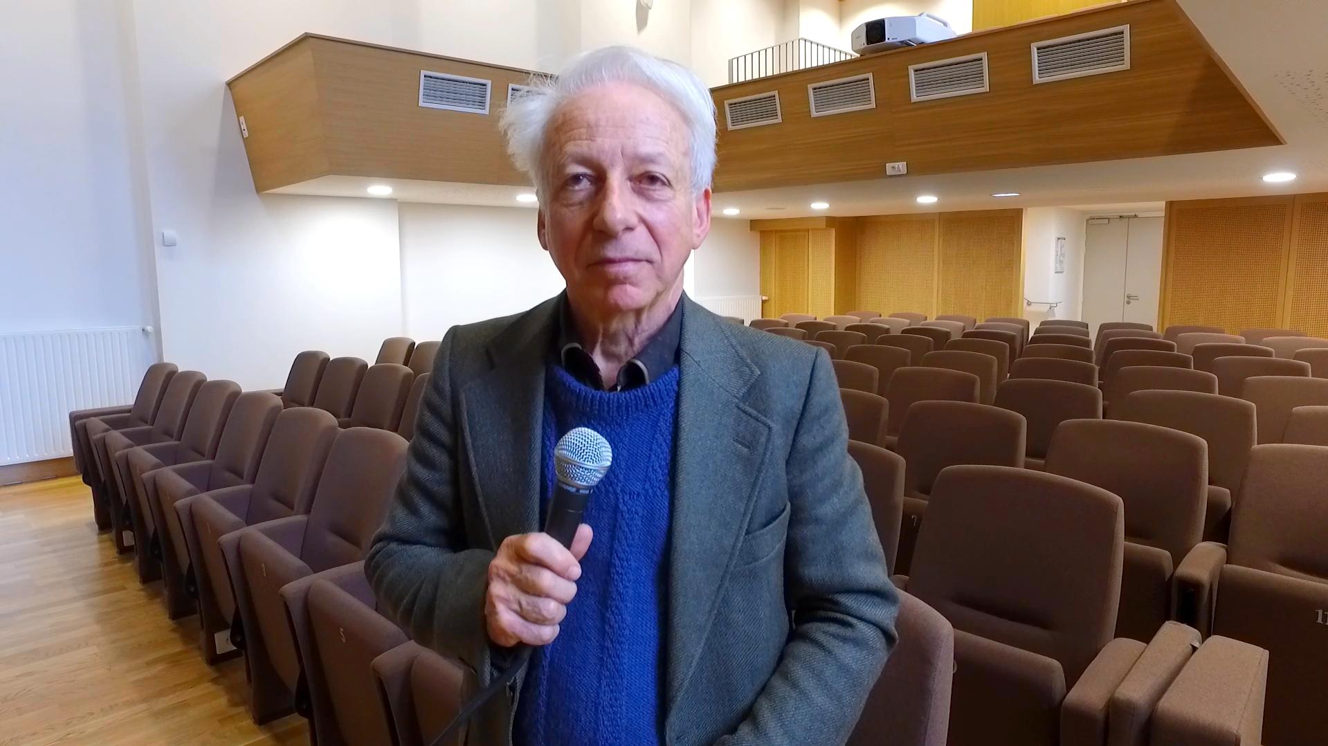 Interview de Dominique Lalanne pour l'Icann prix Nobel de la paix contre le nucléaire - La Déviation
