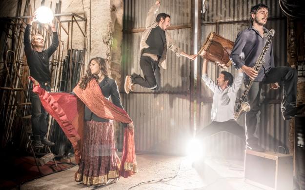 Nirmaan - Crédits GeoffreyArnoldy - La Déviation
