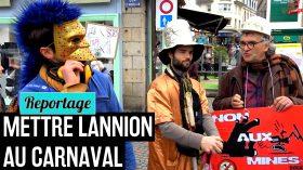 180308 - Pré-carnaval Agora des luttes Lannion