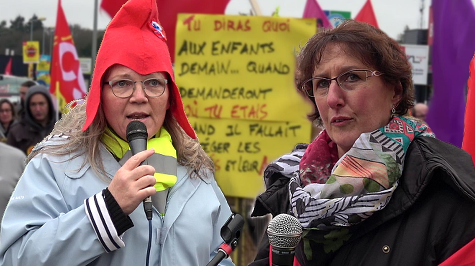 Premières de corvées, premières mobilisées : les femmes dans la lutte à Guingamp - La Déviation