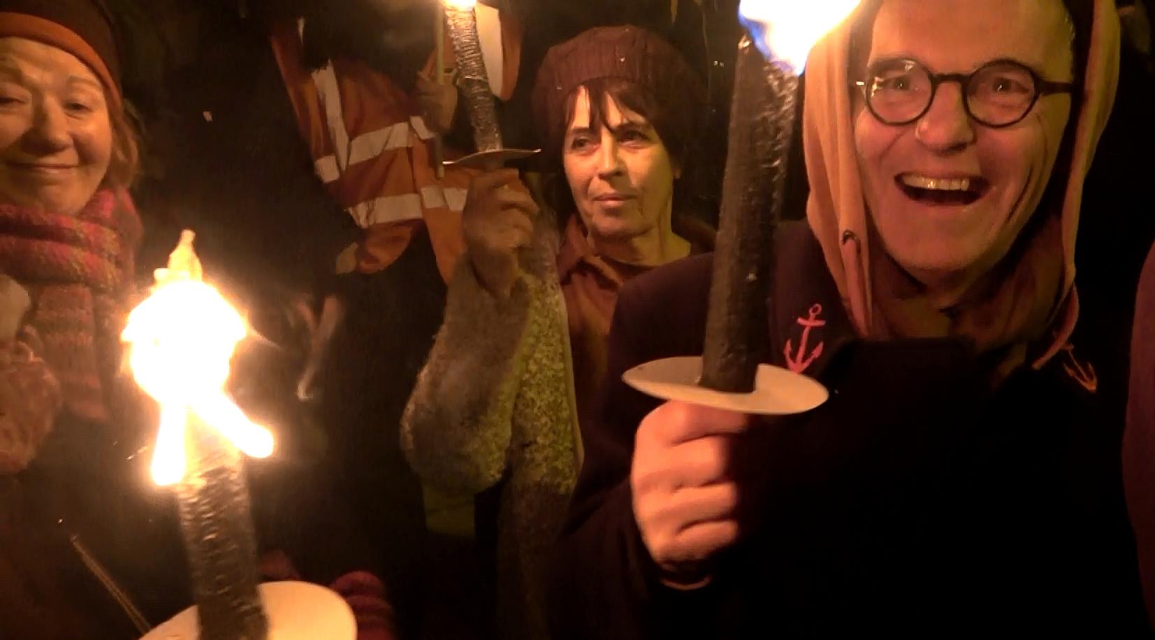 Retraite flambeaux Lannion voeux Lannion Trégor CommunautéRetraite flambeaux Lannion voeux Lannion Trégor Communauté