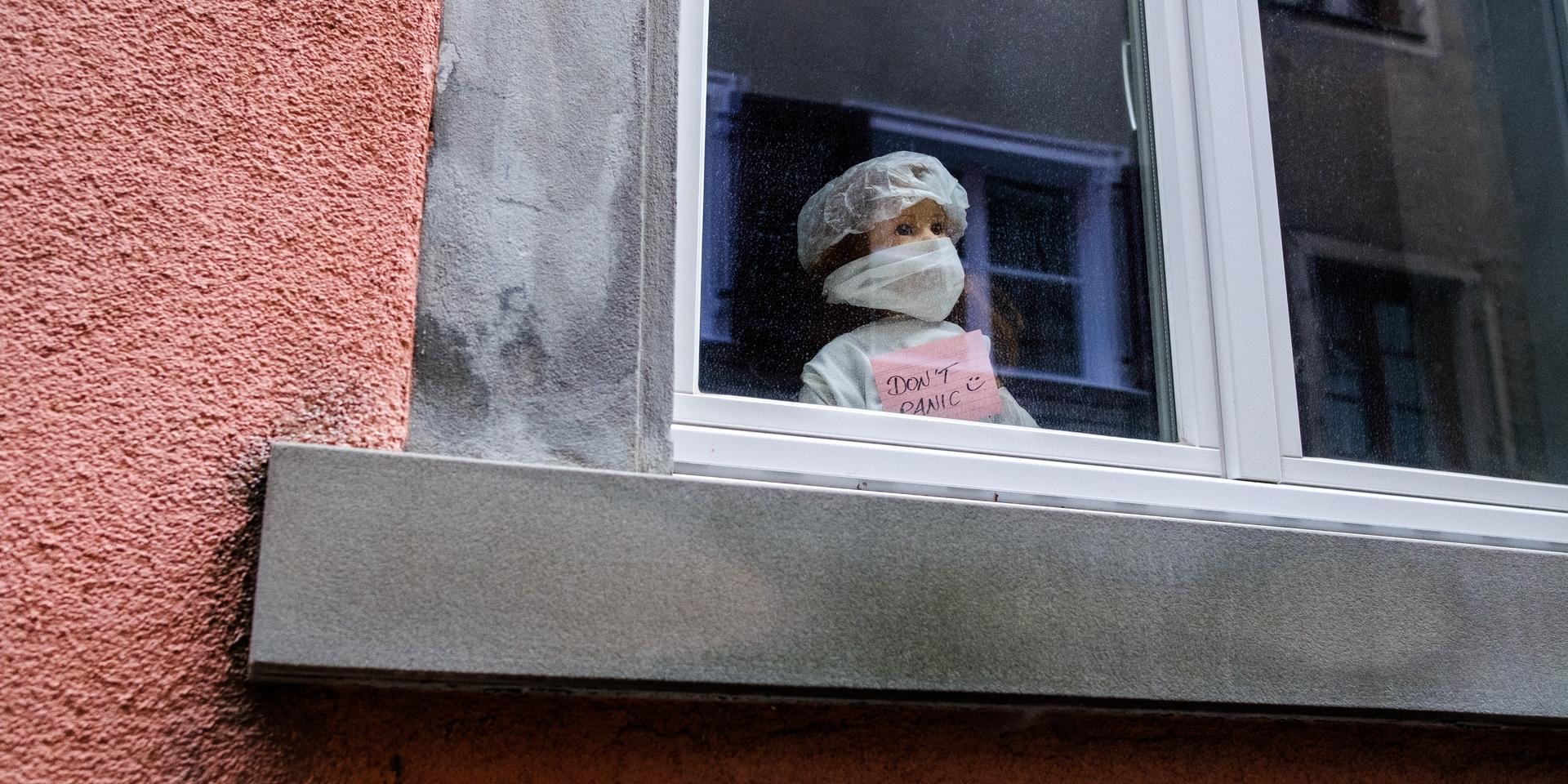 Vous devriez posséder une boîte de masques chez vous