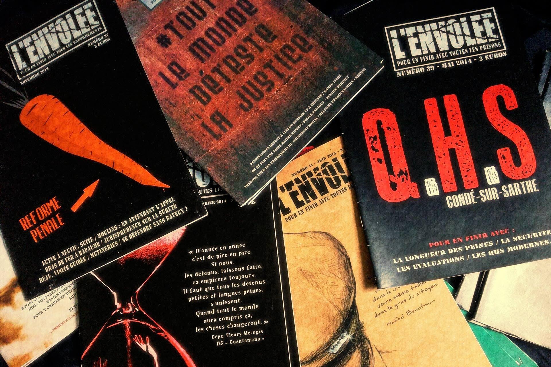 200326 - L'Envolée Journal couverture Facebook - La Déviation