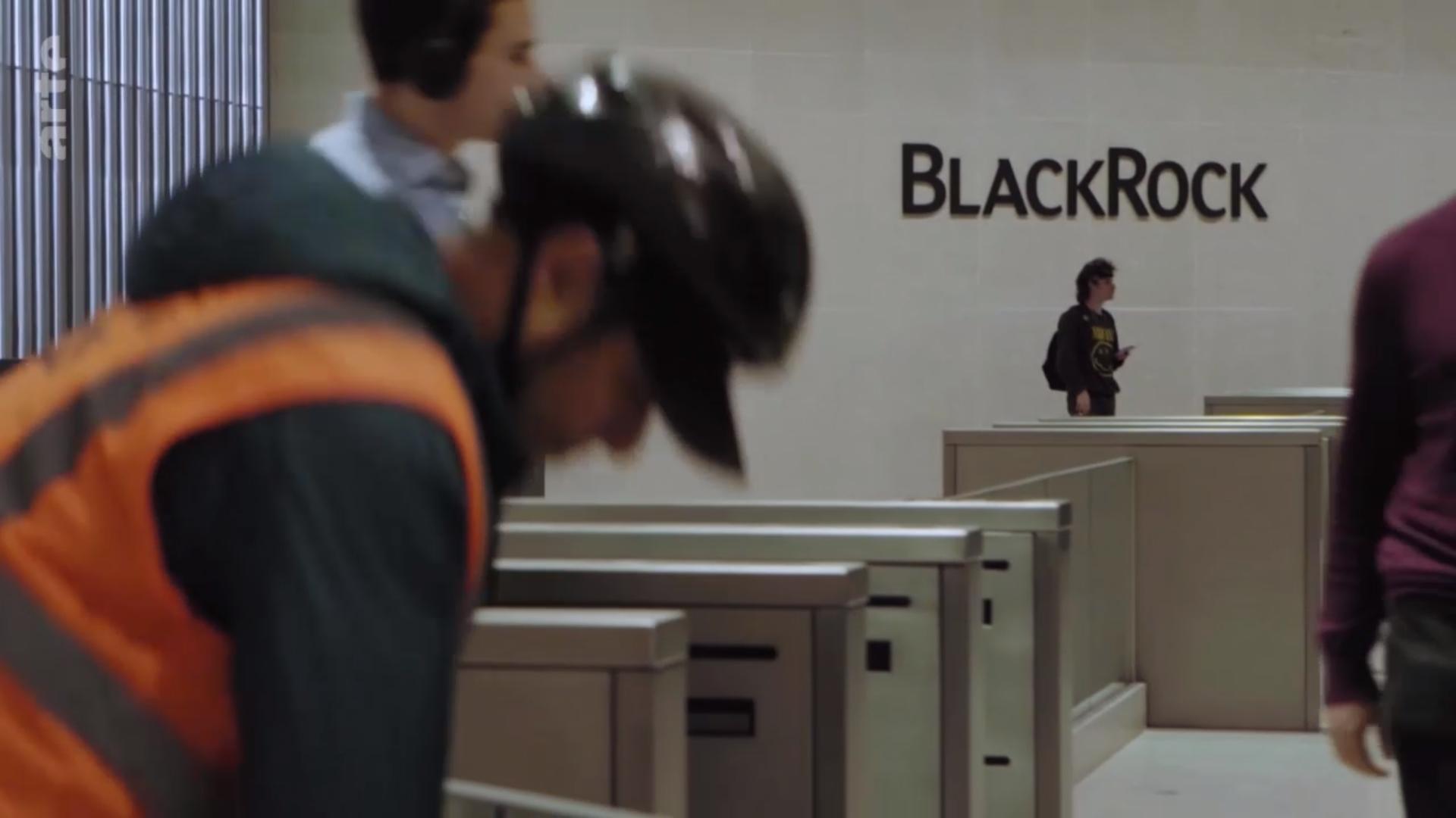 200423 - BlackRock Ces financiers qui dirigent le monde capture d'écran documentaire Arte - La Déviation