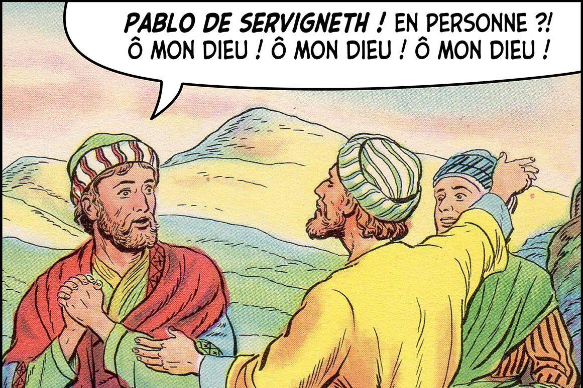 200512 - Bande détournée Pablo Servigne - La Déviation